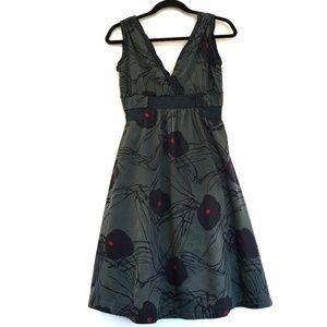 [MARCJACOBS] Sleeveless v-neck soft dress size 2